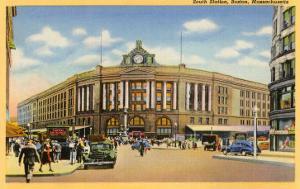 South Station, Boston, Mass.
