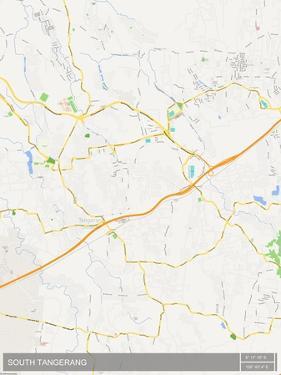South Tangerang, Indonesia Map
