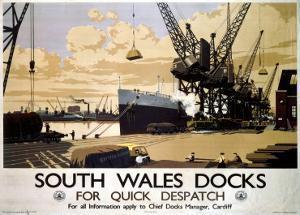 South Wales Docks