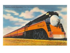 Southern Pacific Streamlined Train, Sunbeam