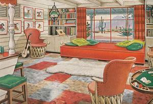 Southwest Home Interior