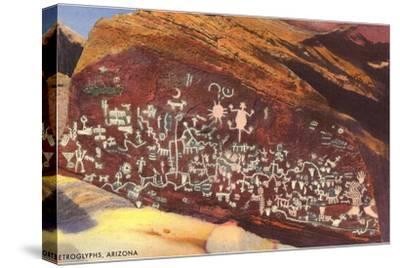 Southwest Indian Petroglyphs