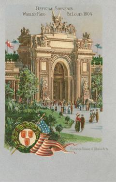 Souvenir of World's Fair, St. Louis, Missouri