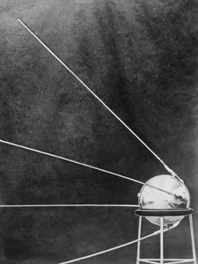 Soviet Satellite Sputnik I