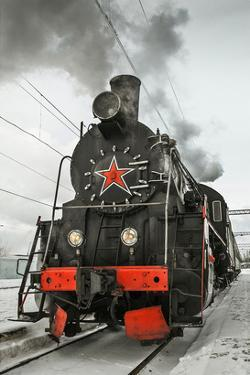 Soviet Steam Locomotive I