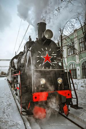 Soviet Steam Locomotive II