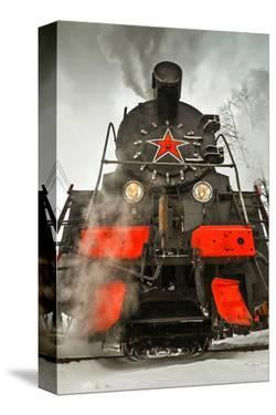Soviet Steam Locomotive III