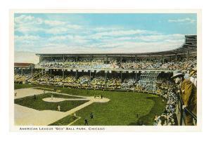 Sox Ball Park, Chicago, Illinois