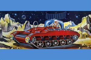 Space Exploration Tank