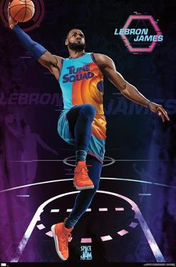 Space Jam: A New Legacy - LeBron James