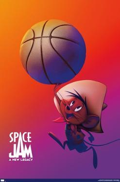 Space Jam: A New Legacy - Speedy Gonzales One Sheet
