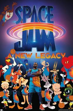 Space Jam: A New Legacy - Team
