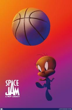 Space Jam: A New Legacy - Tweety One Sheet