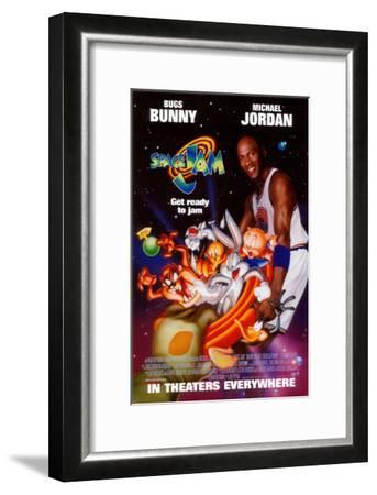 Space Jam--Framed Masterprint