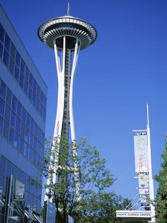 Space Needle, Seattle, Washington State, USA