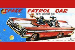 Space Patrol Car