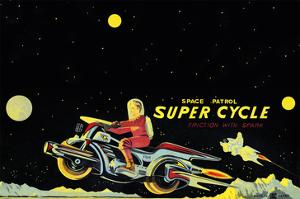 Space Patrol Super Cycle