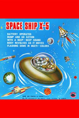 Space Ship X-5