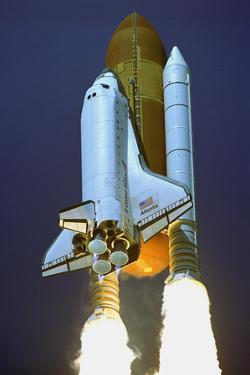 Space Shuttle (Lift Off)