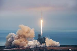 Spacex Crs-10 Launch