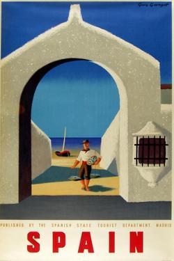 Spain Fisherman