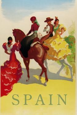 Spain Horses