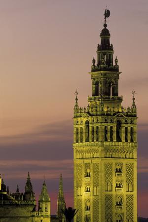 Spain Sevilla's Most Beautiful Building