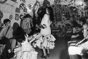 Spanish Gypsy Dancer