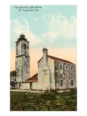 Spanish Lighthouse, St. Augustine, Florida