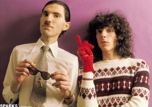 Sparks- Ron & Russell Mael, 1974