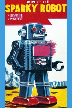 Sparky Robot