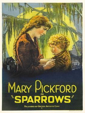 Sparrows [1926], Directed by William Beaudine.