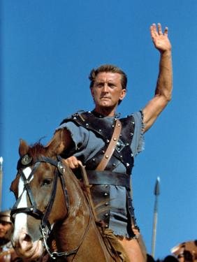 Spartacus, Kirk Douglas, 1960