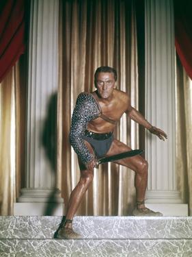 Spartacus, Kirk Douglas, Directedby Stanley Kubrick, 1960