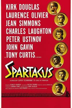"Spartacus: Rebel Against Rome, 1960, ""Spartacus"" Directed by Stanley Kubrick"