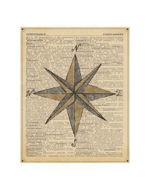 Nautical Series - Nautical Star by Sparx Studio