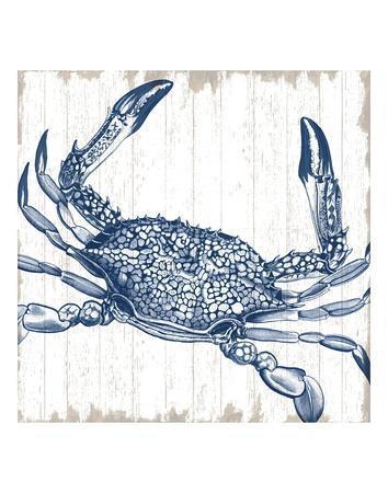 Seaside Crab