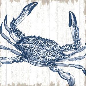 Seaside Crab by Sparx Studio