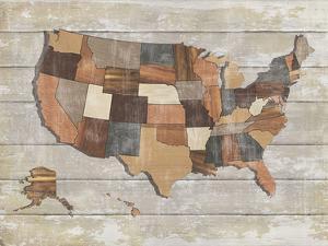 Wood Map by Sparx Studio