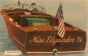 Speedboat with Skipper