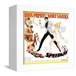 Speedway, Elvis Presley, Nancy Sinatra, 1968
