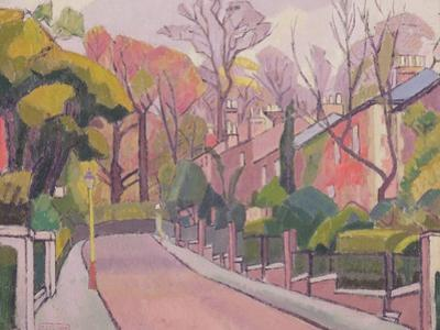 Cambrian Road, Richmond, 1913-4