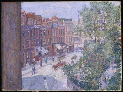 Mornington Crescent, 1910-11