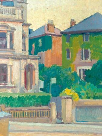 Suburban Street, 1913-14