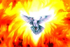 Holy Spirit Fire by Spencer Williams