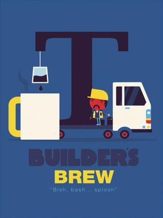 Builders Brew by Spencer Wilson