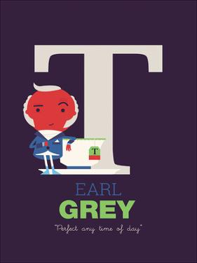 Earl Grey by Spencer Wilson
