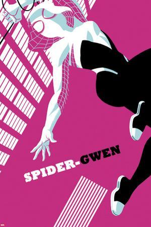 Spider-Gwen No.5 Cover