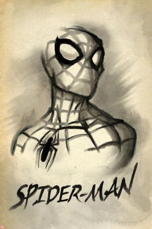 Spider-Man Classic Art