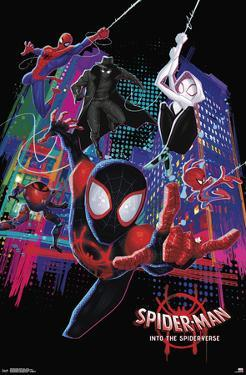 Spider-Man: Into the Spider-Verse - Group